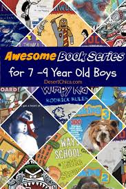awesome books series for 7 9 year old boys