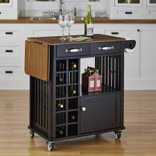 Kitchen Island Cart With Granite Top Kitchen Carts Kitchen Island With Seating For 5 Harris Wood Top