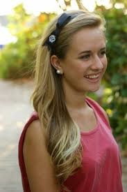 Pretty Girl Hair Style best 25 preppy hairstyles ideas tied up hairstyles 2896 by wearticles.com
