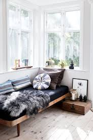stylish reading nook ideal for our back room