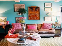 awesome bright color living room ideas 47 within home decoration