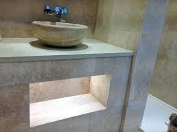 recessed bathroom shelves recessed bathroom shelves bathrooms have just completed another luxury recessed shelving installation in
