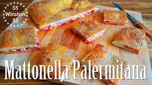 Mattonella Palermitana | Ricetta Rosticceria Siciliana