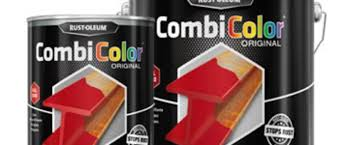 Rustoleum Combicolor Colour Chart Combicolor Is A One Coat Maintenance System For Metal