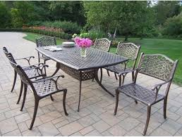 cast aluminum patio chairs. Cast Aluminum Patio Table And Chairs Innovative Furniture Residence Remodel Concept