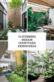 Mar 26, 2021 · small garden decking ideas come in handy when you're trying to make the most of a tiny unused space. 51 Stunning Indoor Courtyard Design Ideas Digsdigs
