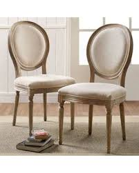 oval back dining chair. Shiraz Linen Oval Back Dining Chairs In Natural (Set Of 2) Chair B