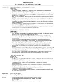 Sample Sports Resume Team Sports Resume Samples Velvet Jobs