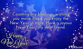 New Years Wish Quotes