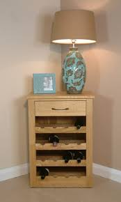 baumhaus wine rack lamp table mobel solid oak baumhaus mobel solid oak wine rack lamp