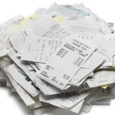 Organizing Receipts Thriftyfun