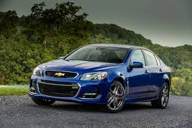 2017 Chevrolet SS Rumored to get Supercharged 6.2L V8 » AutoGuide ...