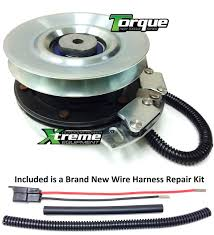engine wire harness repair kit wiring library bundle 2 items pto electric blade clutch wire harness repair kit replaces