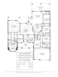 stonebrook estates floor plans and community profile Ski House Plans the waterford ii ski house plans small