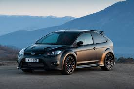 Ford Focus RS500 Officially Revealed: High-Res Photos and Full Details