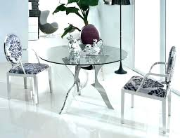 small round glass dining table and chairs round glass dining room table small round glass dining