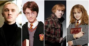 which two harry potter characters make up your personality