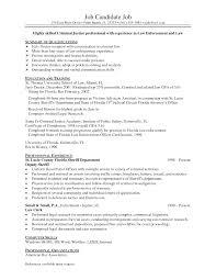 entry level criminal justice resume sample college resume criminal justice resumes formater slideshare sample college resume criminal justice resumes formater slideshare