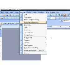 How To Make A Template In Microsoft Word 2003 Erpjewels Com