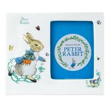 beatrix potter baby gifts picture photo frames set