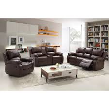 Three Piece Living Room Set Living In Style Reno 3 Piece Reclining Living Room Set Reviews
