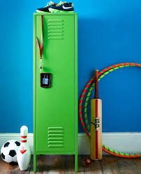 Style Lockers Bedroom And Football