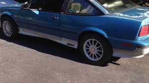 1989 Chevy Cavalier Z24 2.8 V6 Spintech muffler, no cat - YouTube