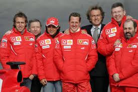 The second best result is michael a schumacher age 20s in burleson, tx in the burleson neighborhood. Formel 1 Michael Schumacher Fuhren Fordern Fussball Spielen Autobild De