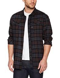 Amazon Com G Star Raw Mens Landoh Shirt L S Fig Dk
