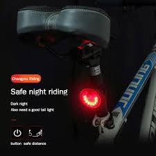 Ems Bicycle Lights Very Bad Fiction 5 Lighting Modes Usb Bicycle Light Bike
