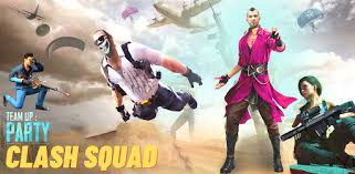 Players freely choose their starting point with their parachute, and aim to stay in the safe zone for as long as possible. Clash Squad Free Fire Battleground Survival 3d Apps On Google Play
