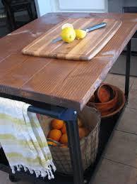 diy kitchen island cart.  Diy Roller Cart DIY Kitchen Upcycle In Diy Island A