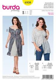 Plus Size Skirt Patterns Amazing 48 Best Clothing Sewing Plus Size Dresses Images On Pinterest