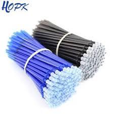 20 Pcs/Set 0.38mm Erasable Pen Refill for Office Signature ... - Vova