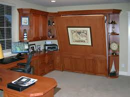 office with murphy bed. Home Office Murphy Bed With T
