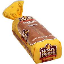 home pride wheat bread. Delighful Bread Home Pride Butter Top Wheat Bread 20 Oz To Bread