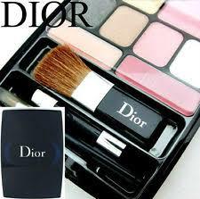 100 authentic rare edition dior travel collection color secrets makeup palette