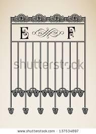 stock vector vector vintage ornamental letter o p sign alphabet and logo art deco frames