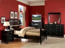 Red Black Bedroom Ideas Photo   8