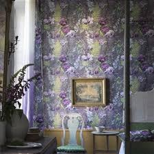 Small Picture tulipani amethyst wallpaper Designers Guild