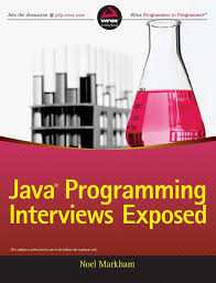 programming languages java programming interviews exposed provides more than 150 interview questions and solutions that more