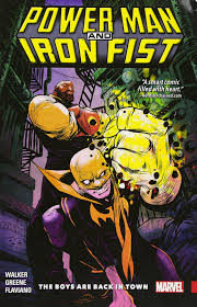 Iron fist power man