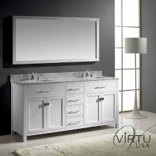 66 Inch Double Vanity Nickbarronco Inch Vanity Double Sink Images 66 Inch Double Sink Vanity
