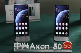 ZTE Axon 30 5G UDC might be well-hidden ...