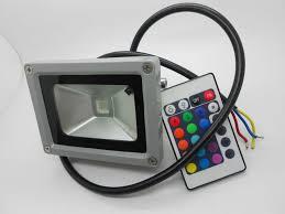 image of outdoor led flood light fixtures design