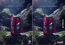 Pepsi Vs Coke Vending Machine Commercial Unique Another Pepsi Ad Takes A Jibe At Coke Marketing Interactive
