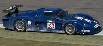 Maserati MC12 GT1 for sale and sold.Production 13 Cars cars