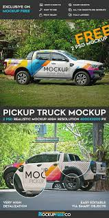 Huge collection of free mockups, patterns, illustrations, scene creators, diy scenes, for photoshop exclusive and free mockups for your presentations and ui tools. 31 Best Car Truck Van Mockups Psd Free Premium