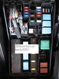 look like is250 does not have the decicer fuse by default 2010 Lexus ES 350 at 2008 Lexus Es 350 Fuse Box Diagram