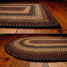 braided throw rugs country style braided wool rugs small braided throw rugs